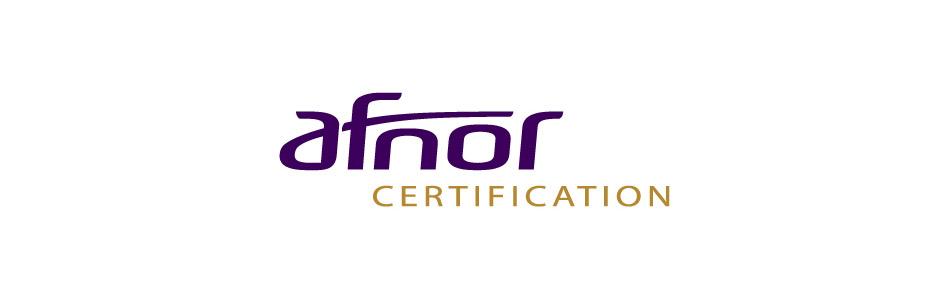 certification AFNOR